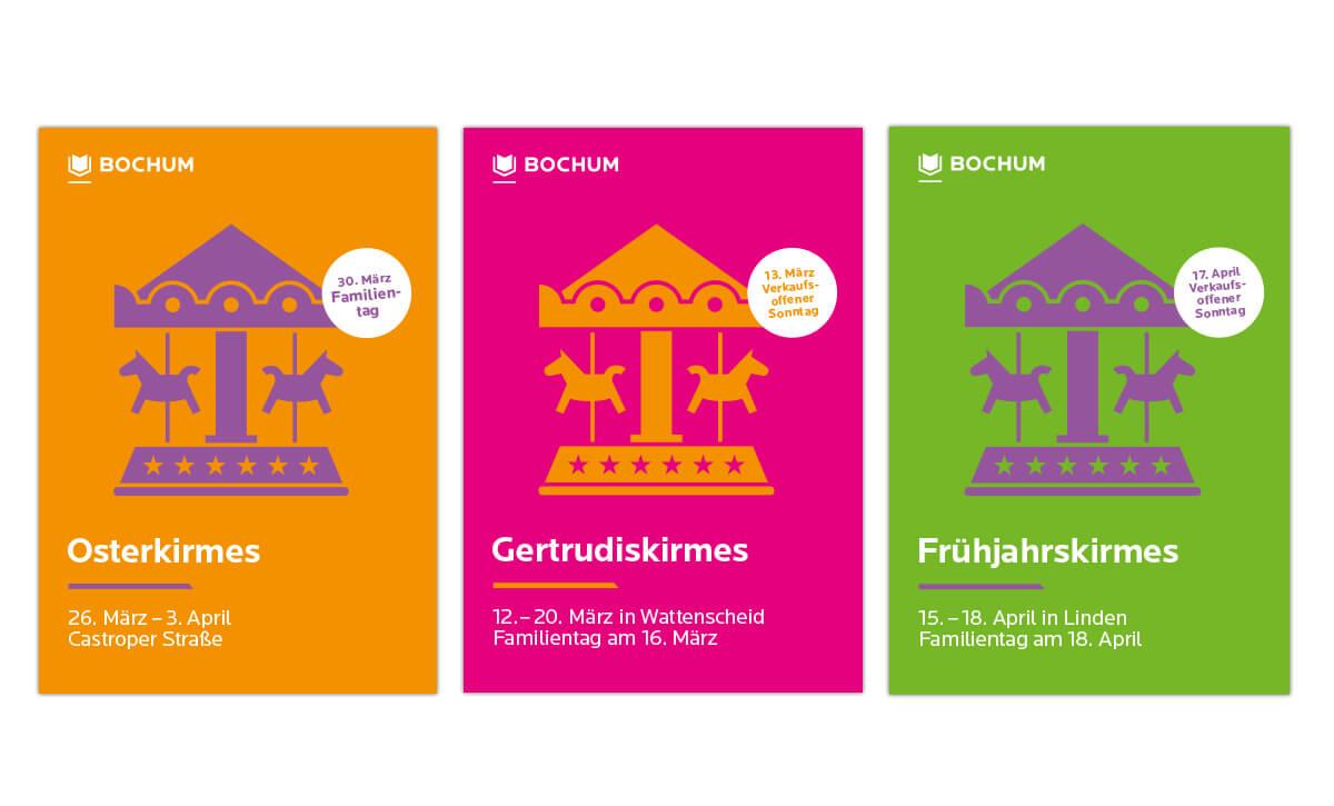 Kirmesplakate-Marke-Bochum